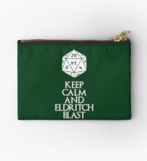 Keep Calm and Eldritch Blast Studio Pouch