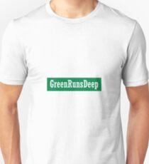 Green Runs Deep Celtics  Unisex T-Shirt