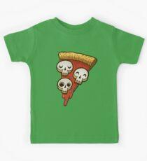 Pizza Skullgioni Kids Tee