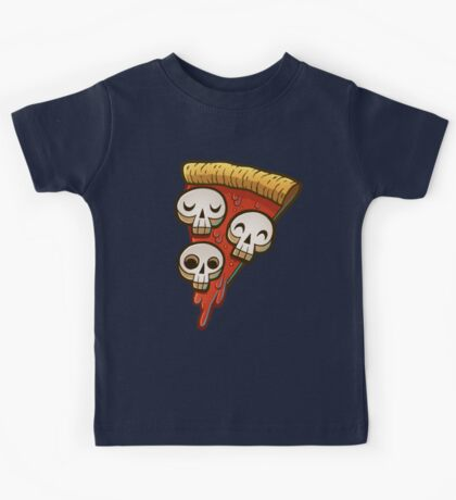 Pizza Skullgioni Kids Clothes
