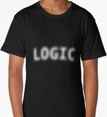 Fuzzy Logic Long T-Shirt