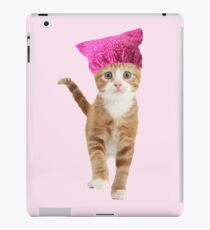 Resistance Kitty iPad Case/Skin