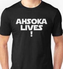 Ahsoka Lives! T-Shirt