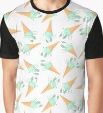 Mint Crab Cream Cone (salt) Graphic T-Shirt