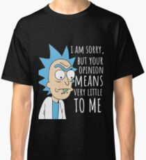 I am sorry Classic T-Shirt