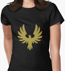 Hawk 414 Agency  Womens Fitted T-Shirt