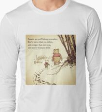 You Are BRAVE Long Sleeve T-Shirt