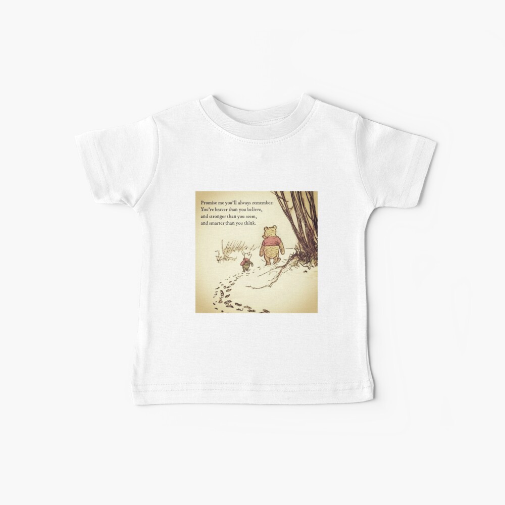 You Are BRAVE Baby T-Shirt
