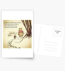 Sie sind mutig Postkarten