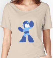Megaman Vector Women's Relaxed Fit T-Shirt