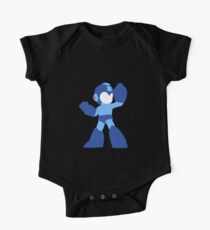 Megaman Vector One Piece - Short Sleeve