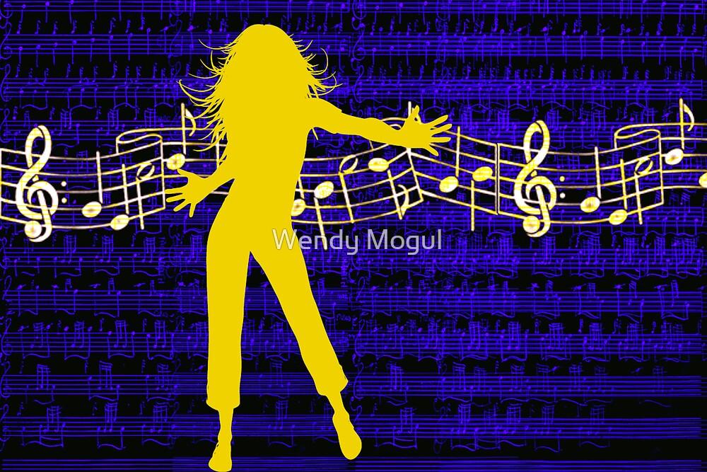 Rock Star!! by Wendy Mogul