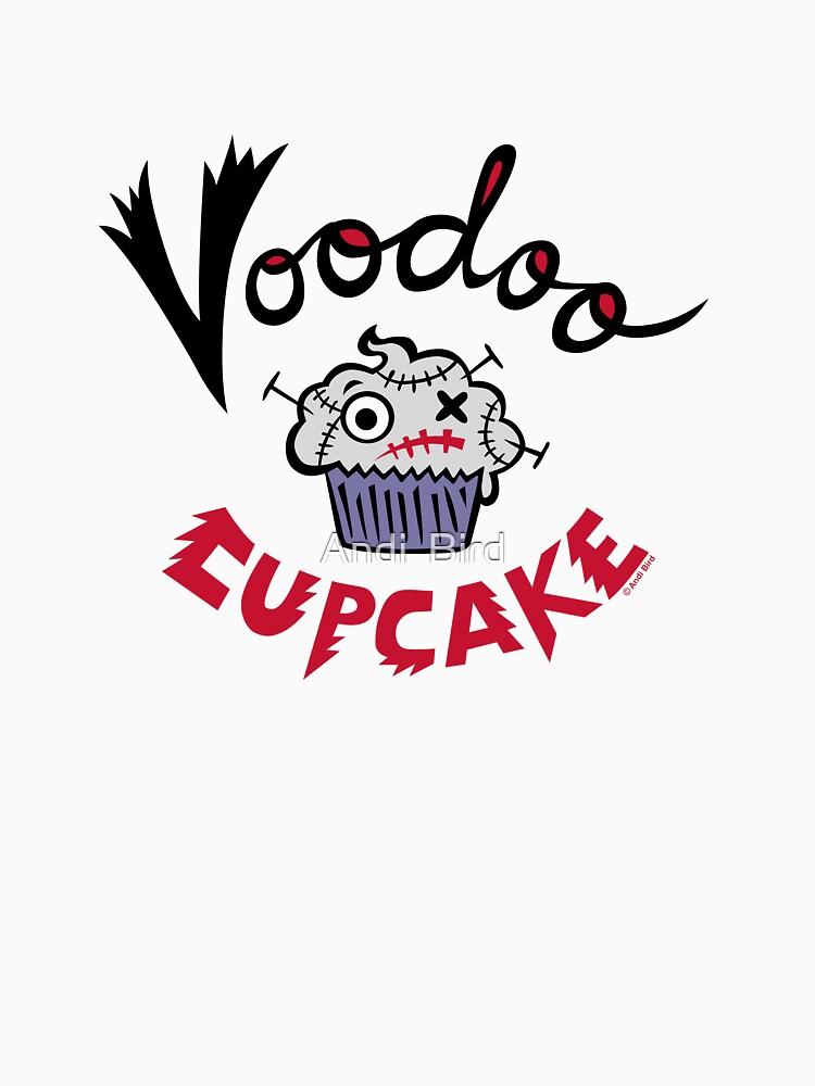 Voodoo Cupcake by andibird