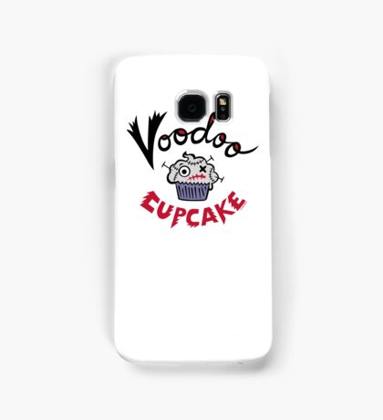 Voodoo Cupcake Samsung Galaxy Case/Skin