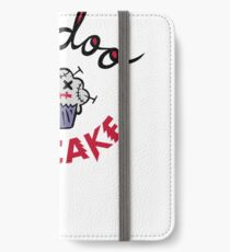 Voodoo Cupcake iPhone Wallet/Case/Skin
