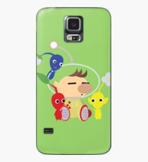 Olimar and Pikmin Vector Case/Skin for Samsung Galaxy