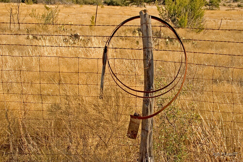 Barrel Hoops by Joe Hewitt