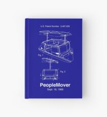 PeopleMover Patent People Mover Notizbuch