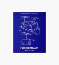 PeopleMover Patent People Mover Galeriedruck