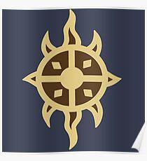 Skyrim Dawnguard- Poster