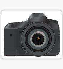 Photography Lover- Camera Sticker