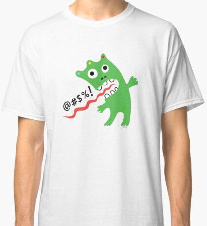 Critter Expletive  Classic T-Shirt
