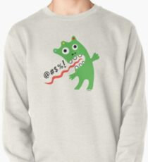 Critter Expletive  Pullover