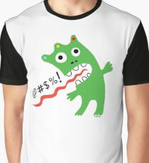 Critter Expletive  Graphic T-Shirt
