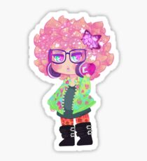 Annie Splatoon Sticker