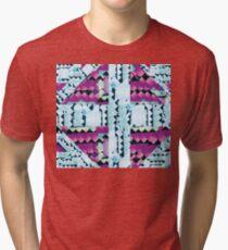 Crystal Mystic Chips Tri-blend T-Shirt