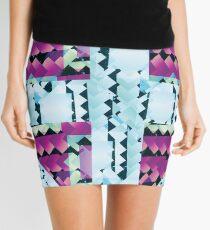 Crystal Mystic Chips Mini Skirt