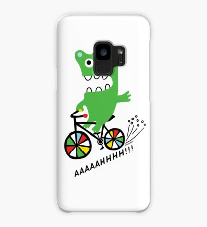 Critter Bike  Case/Skin for Samsung Galaxy
