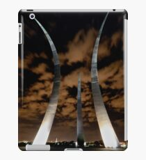 Air Force Memorial Trails iPad Case/Skin