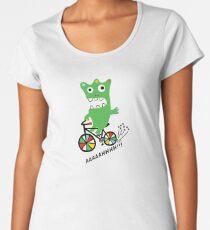 Critter Bike  Women's Premium T-Shirt