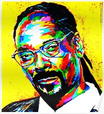 SNOOP DOGG ABSTRACT Poster