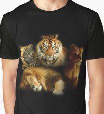 Wild Predators Graphic T-Shirt