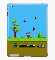 Duck Hunt Retro Video Game Art Nintendo iPad Case/Skin