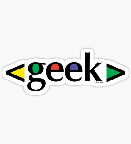 Geek >   Sticker