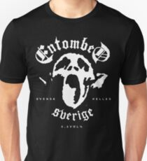 Entombed (White) T-Shirt