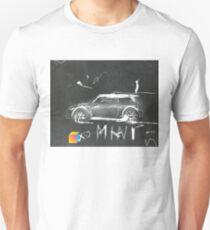 Mini Abstract sketching T-Shirt