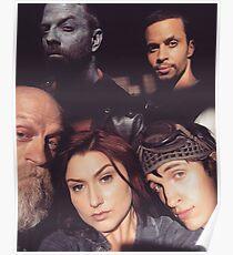 Z Nation Cast Poster