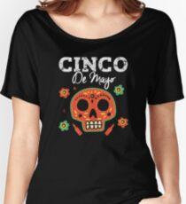 Happy Cinco De Mayo! Women's Relaxed Fit T-Shirt
