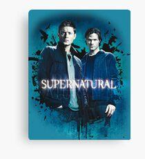 Supernatural 2 Canvas Print