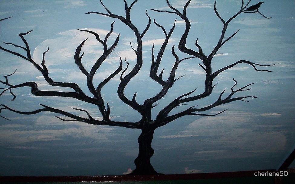 neat tree by cherlene50