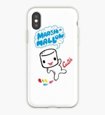 Marshmallow Cutie iPhone Case
