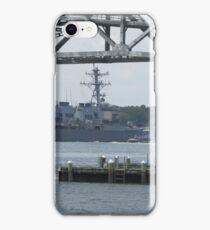 Battleship #3 iPhone Case/Skin