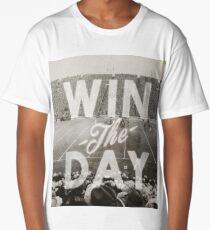Win The Day Long T-Shirt