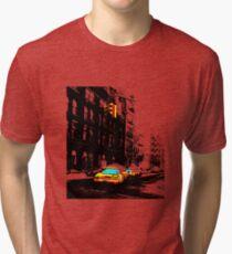Taxi  Tri-blend T-Shirt