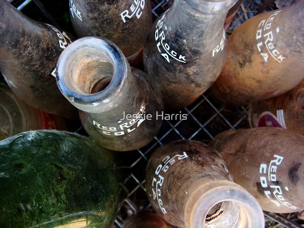 Bottle Tops by Jessie Harris