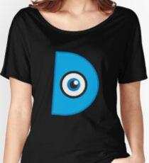 Monster Alphabet - D Women's Relaxed Fit T-Shirt
